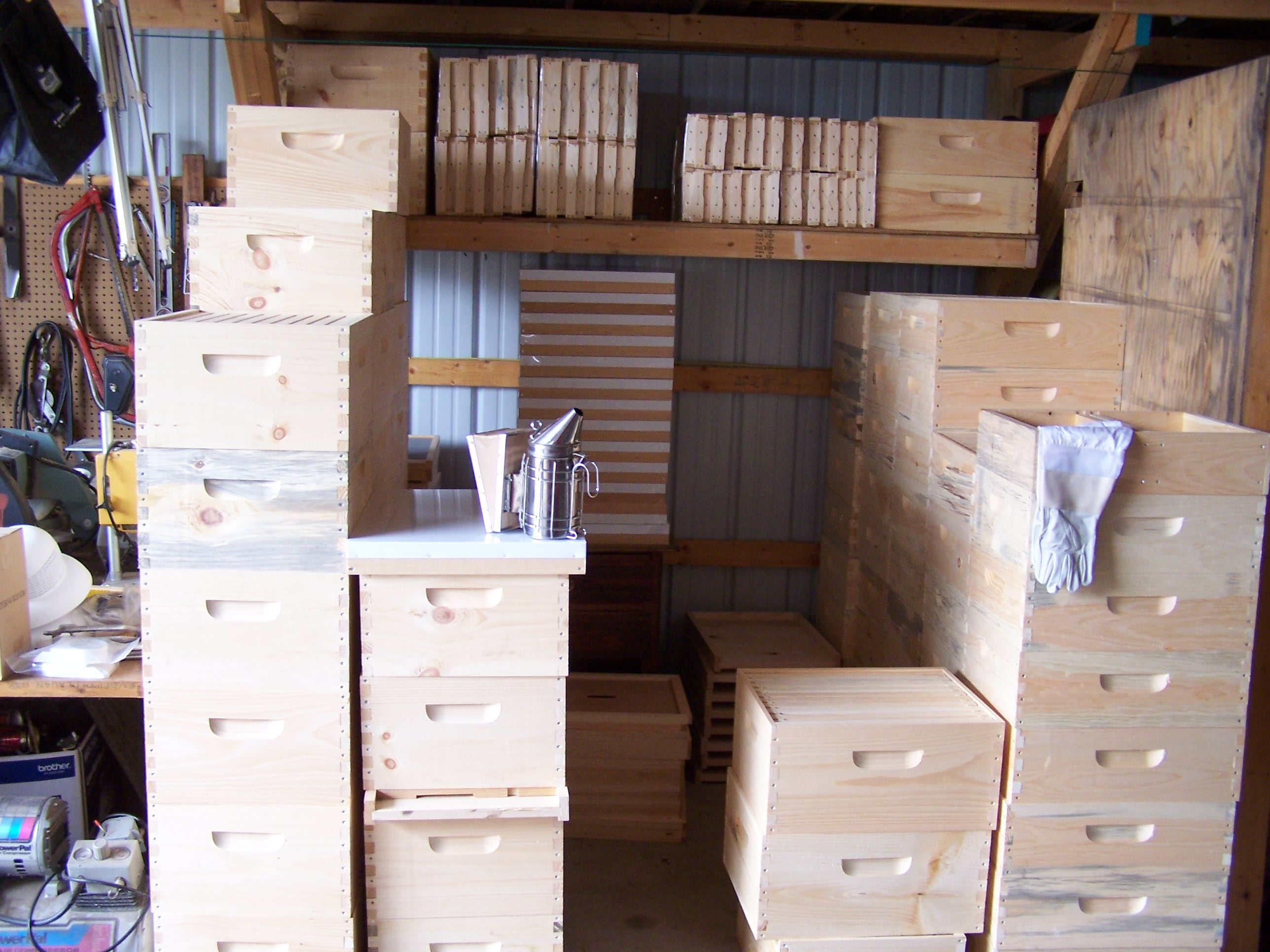 Michigan mason county custer - To Accomplish This We Started Mason County Bee Supplies And Now Have Woodware In Stock At 3011 East Wilson Road Custer Michigan That S All For Now